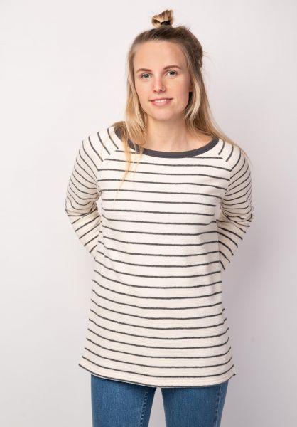 TITUS Sweatshirts und Pullover Gullvi beige-grey vorderansicht 0422531