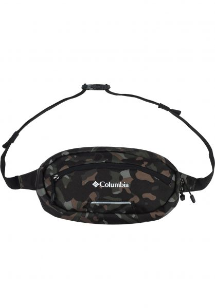 Columbia Hip-Bags Bell Creek surplusgreen-glencamo vorderansicht 0169127