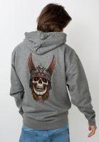 powell-peralta-hoodies-andy-anderson-skull-gunmetal-heather-vorderansicht-0445651