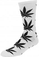 HUF-Socken-Plantlife-Crew-white-Vorderansicht