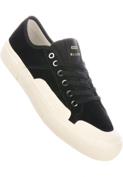 Globe Alle Schuhe Surplus black-cream vorderansicht 0640885