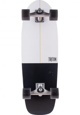 Triton Skateboards Black Star Surfskate