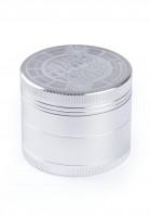 TITUS-Verschiedenes-The-Daily-Grind-Metal-4-Parts-silver-Vorderansicht