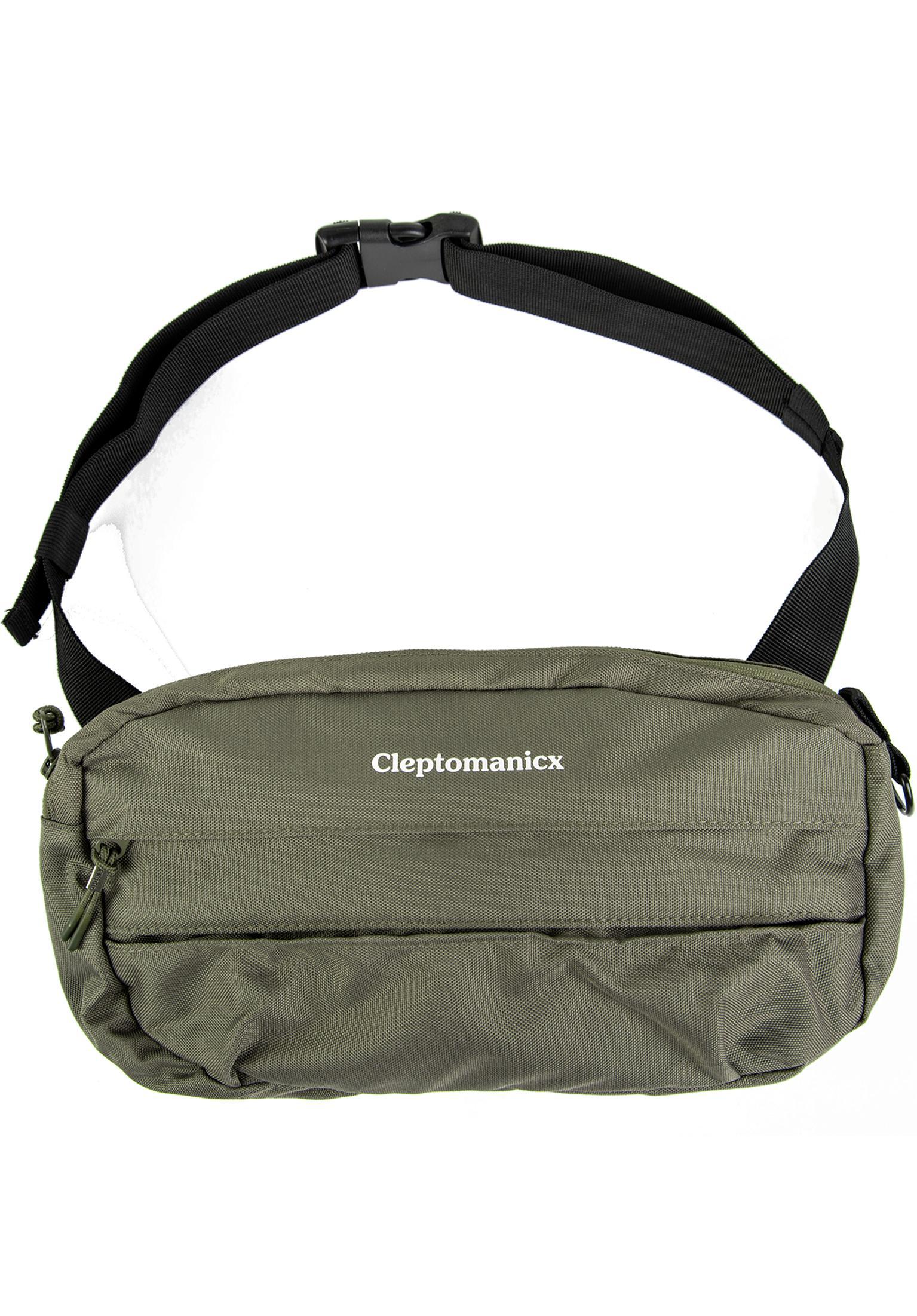 Tap M Cleptomanicx Hip Bags in dustyolive für Herren | Titus