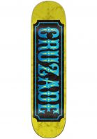 cruzade-skateboard-decks-stamp-double-tail-yellow-vorderansicht-0265372