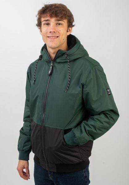 iriedaily Winterjacken Juncture Jacket hunter vorderansicht 0250096