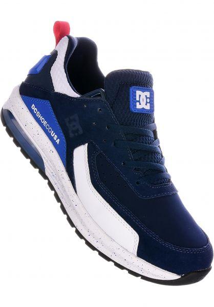 DC Shoes Alle Schuhe Vandium SE navy-white vorderansicht 0604567