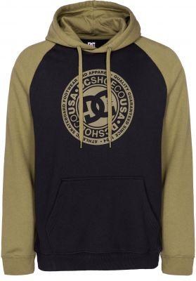 DC Shoes Circle Star Raglan