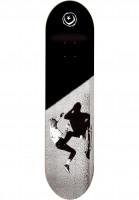 Foundation-Skateboard-Decks-JGB-Push-black-Vorderansicht