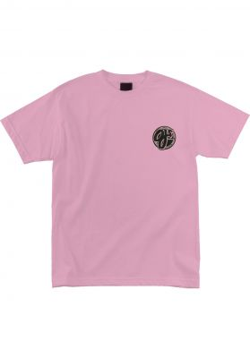 OJ Wheels Pink Logo