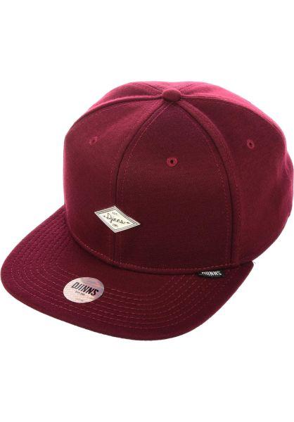 Djinns Caps 6P SB Jersey Pin wine vorderansicht 0565828