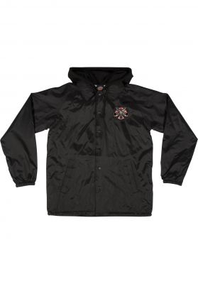 Independent Thrasher Pentagram Cross L/S Independent Hooded Jacket
