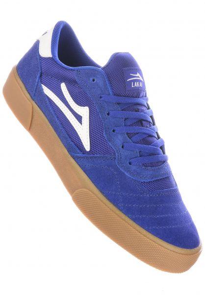 Lakai Alle Schuhe Cambridge blueberry vorderansicht 0604604