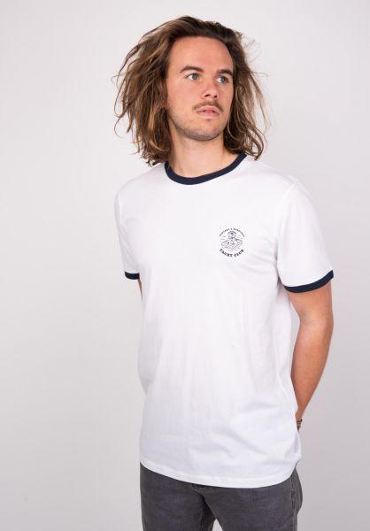 Forvert T-Shirts Lago white vorderansicht 0398621