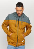mazine-zip-hoodies-neston-heavy-zipper-bottle-curry-vorderansicht-0454865