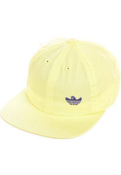 adidas-skateboarding Caps Shmoo yellow vorderansicht 0566539