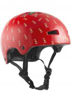 TSG Helme Nipper Graphic Design Mini Kids strawberry Vorderansicht