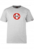 Bones-Bearings-T-Shirts-Swiss-Circle-greymottled-Vorderansicht