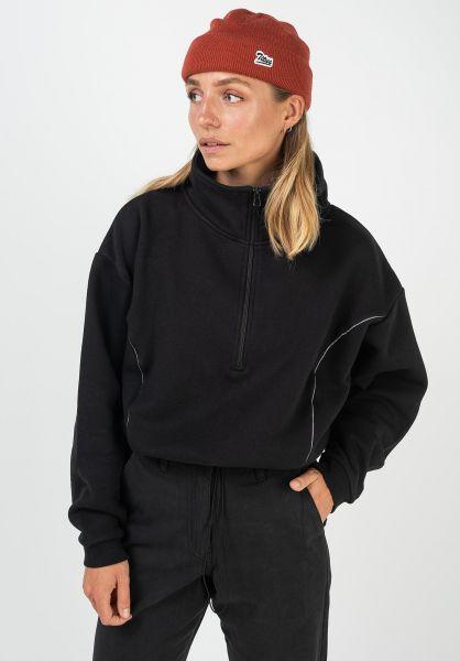 TITUS Sweatshirts und Pullover Verica black vorderansicht 0422810