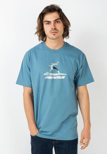 x Marvel Silver Surfer Primitive Skateboards Hoodies in