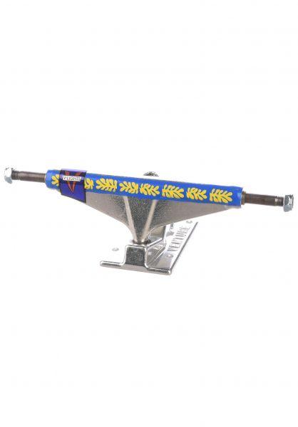 Venture Achsen 5.6 High Pro V-Light Vincent Touzery silverpolished vorderansicht 0122927
