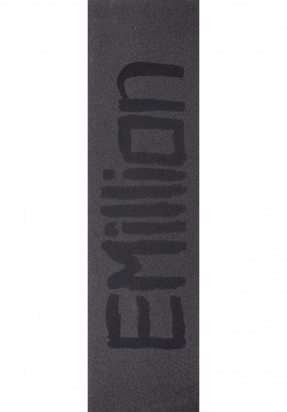 EMillion Griptape Stealth Full black Vorderansicht