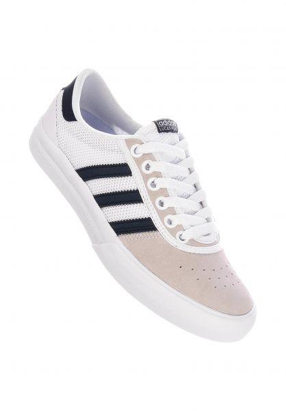 adidas Alle Schuhe Lucas Premiere white-legendink-white vorderansicht 0612480