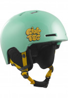 TSG Snowboardhelme Arctic Nipper Maxi Graphic Design II bubblegum Vorderansicht