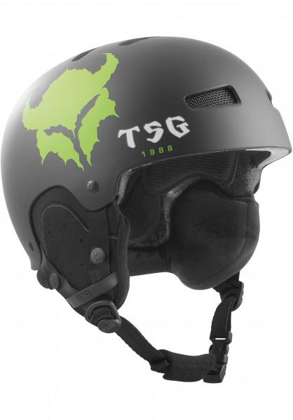 TSG Snowboardhelme Gravity Graphic Design sponsor me Vorderansicht
