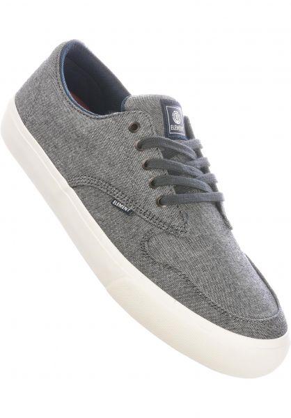 Element Alle Schuhe Topaz C3 stone-chambray-white vorderansicht 0602449