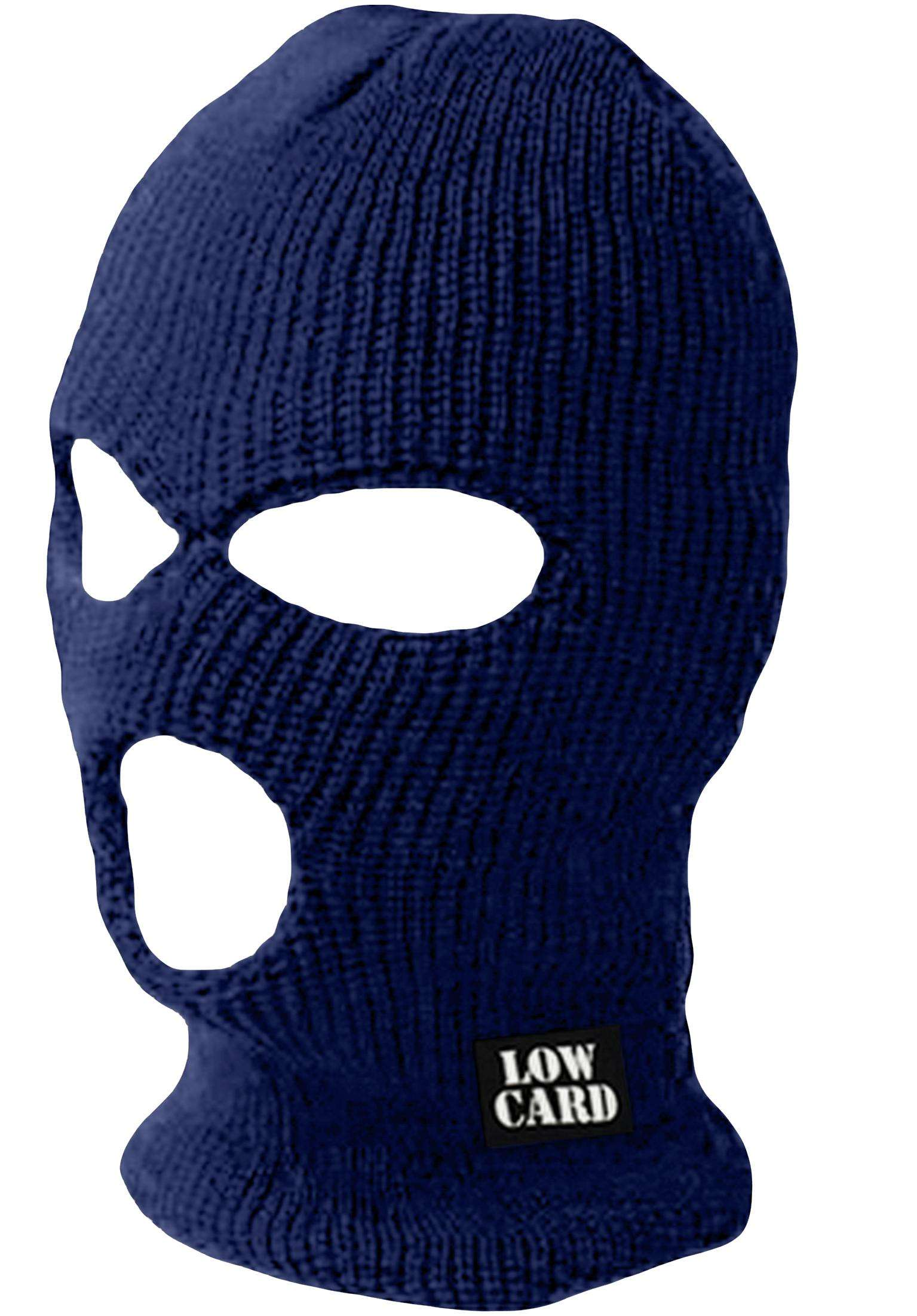 0660d1b7ce229 Negotiator Face Mask Lowcard Beanies in navy for Men