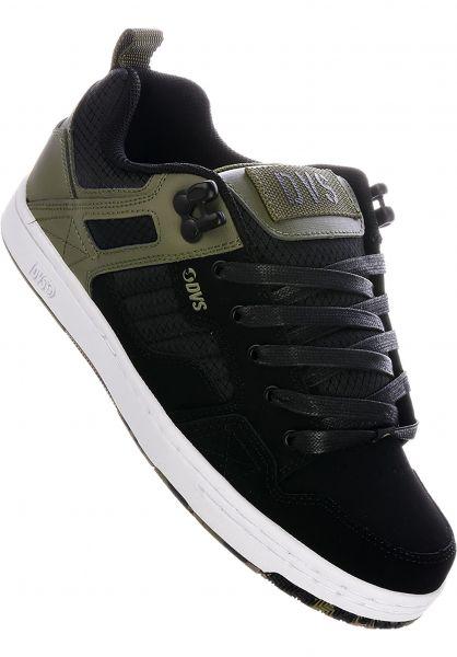 DVS Alle Schuhe Enduro 125 olive-black vorderansicht 0604189