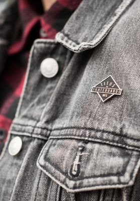 TITUS TSB Diamond Pin