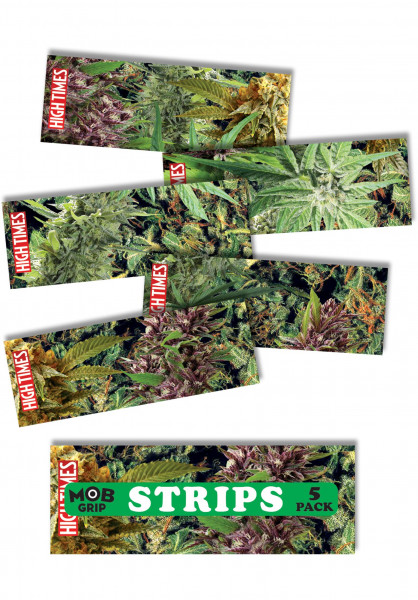 MOB-Griptape High Times Collage Grip Strips 5 Pack multicolored Vorderansicht