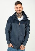 mazine-zip-hoodies-neston-heavy-zipper-navy-navymelange-vorderansicht-0454865