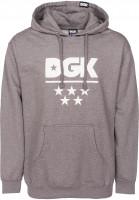 DGK-Hoodies-All-Star-gunmetal-Vorderansicht