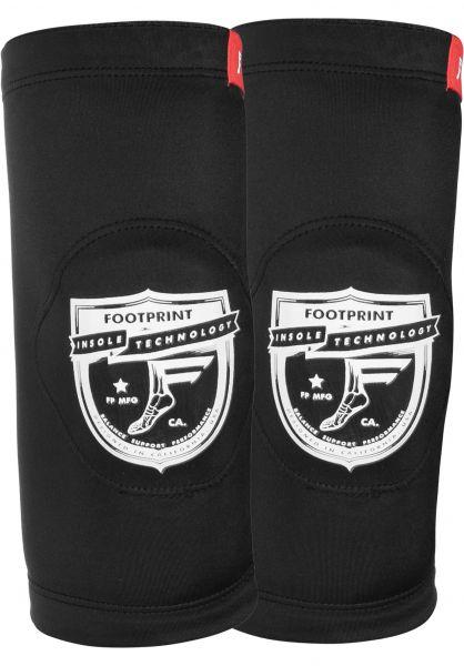 Footprint Insoles Ellbogenschoner Low Pro Elbow Sleeve black vorderansicht 0720031