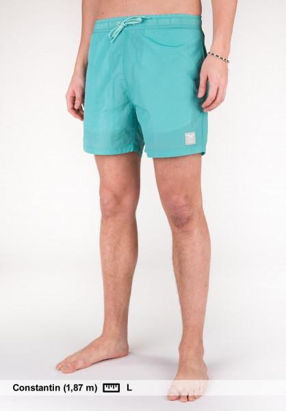 iriedaily Shorts Get Down mint Vorderansicht