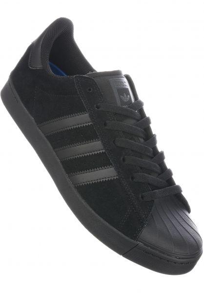 adidas-skateboarding Alle Schuhe Superstar Vulc ADV coreblack-coreblack  Vorderansicht 7159606575