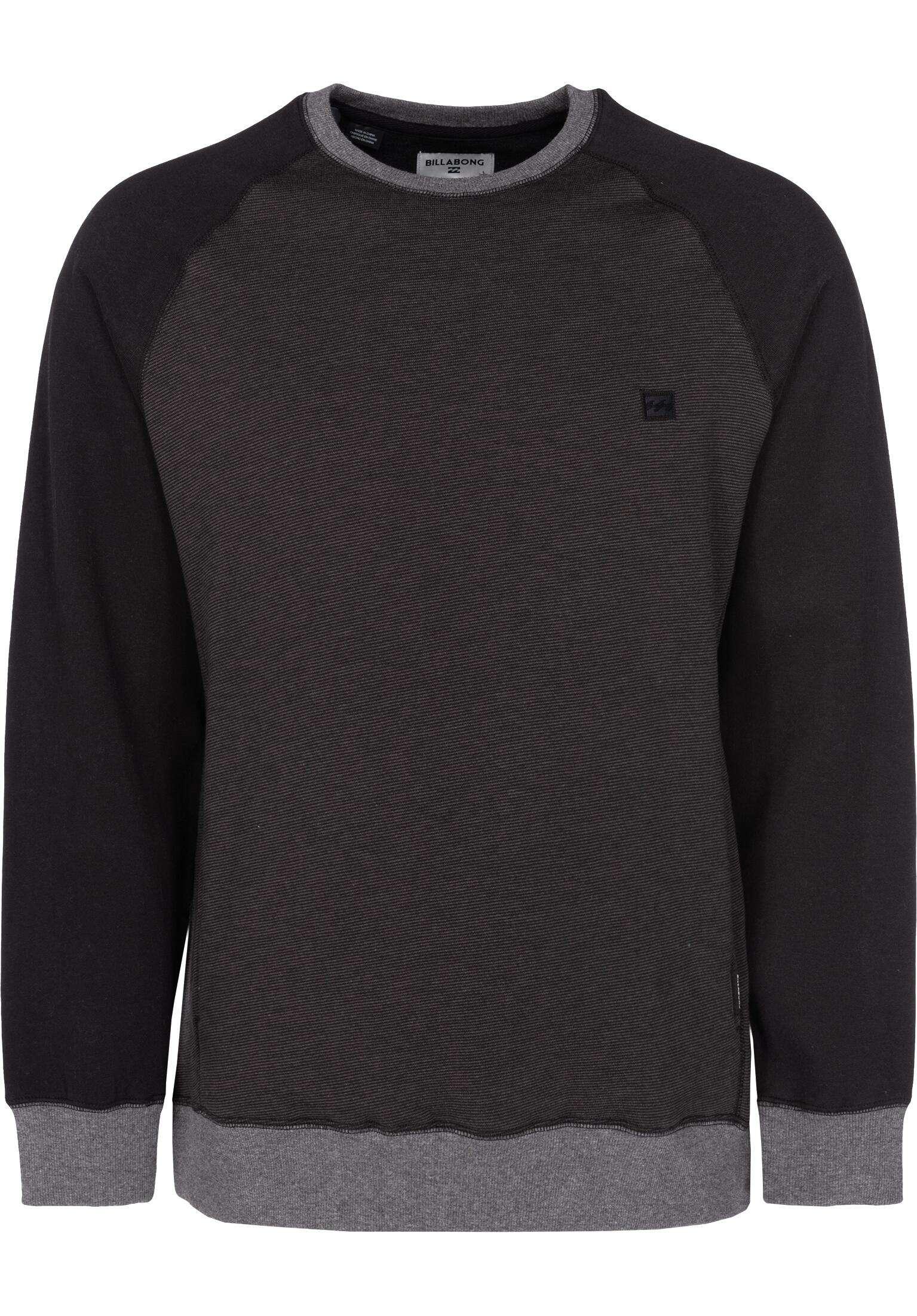 Balance Black Titus Overs Homme Et Crew Billabong En Pour Pull Sweatshirts 0nrwv01qp
