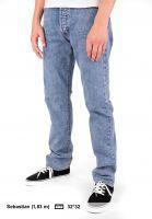 Levis Skate Jeans 501 Original dipstick Vorderansicht