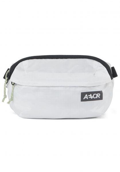 AEVOR Hip-Bags Hip Bag Ease ripstop-frost vorderansicht 0169200