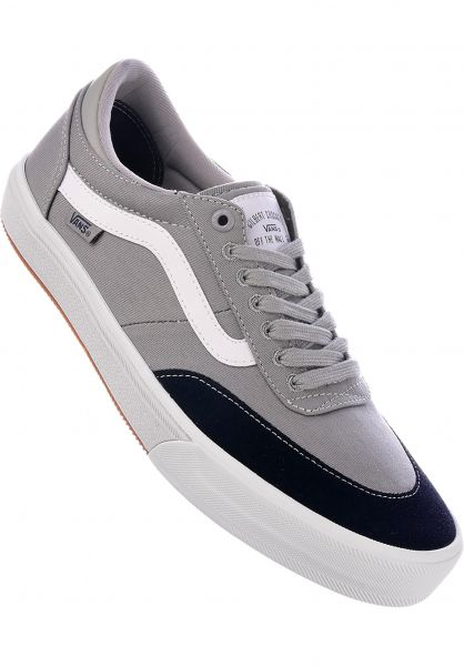 Vans Alle Schuhe Gilbert Crockett Pro 2 alloy-night Vorderansicht 7149f285f