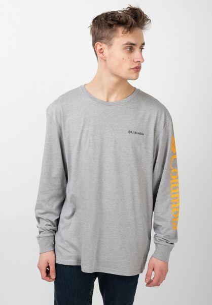 Columbia Hemden langarm North Cascade greyheather vorderansicht 0411990