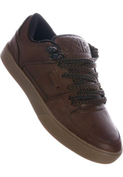 Osiris Alle Schuhe Protocol workwear-darkbrown vorderansicht 0603252