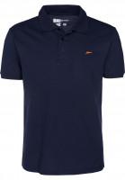 Rules Polo-Shirts Maik deepnavy Vorderansicht