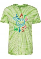 deathwish-t-shirts-world-peace-green-vorderansicht