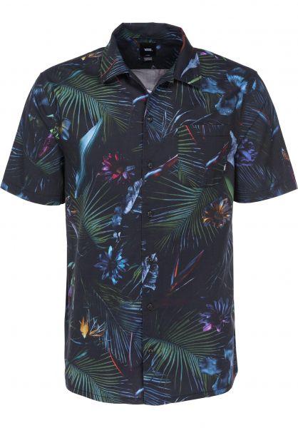 Vans Hemden kurzarm Neo Jungle neojungle Vorderansicht