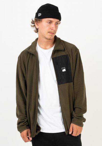 TITUS Sweatshirts und Pullover Jascha nutria-green vorderansicht 0422816