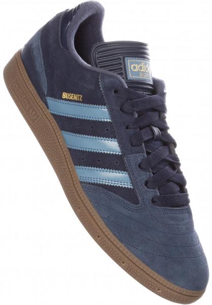 los angeles 58158 769b6 adidas-skateboarding Alle Schuhe Busenitz Pro navy-blue-gum Vorderansicht